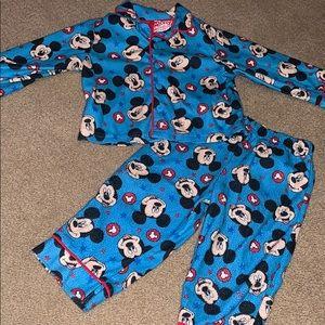 MIX AND MATXH 5/$25 Disney Mickey Mouse pjs